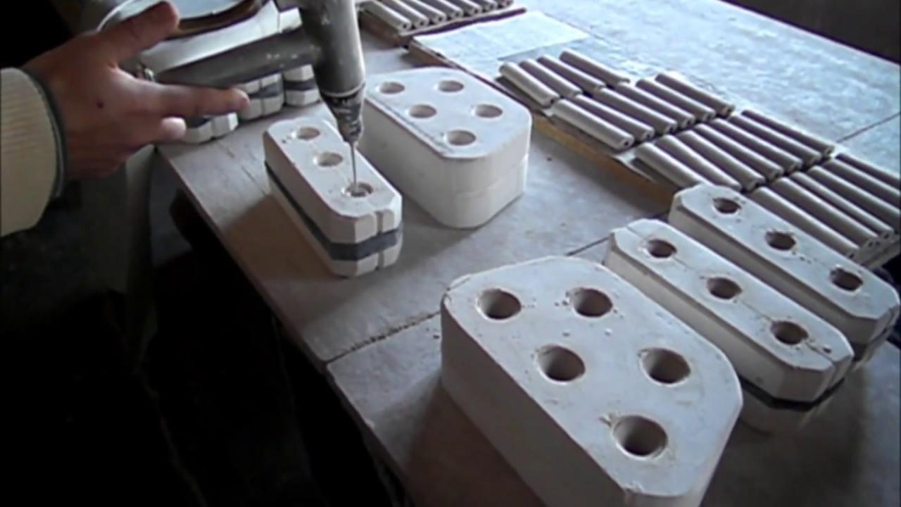 Fabricaci n colada molde porcelana nesu tiradores para for Fabrica de muebles de madera