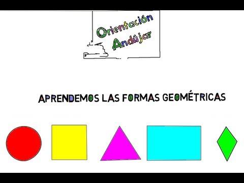 Aprendemos las formas geom tricas b sicas youtube for Las formas geometricas