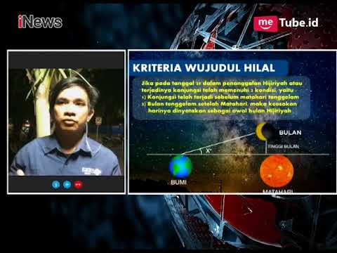 BMKG Makassar Nyatakan Pantauan Hilal Belum Nampak - iNews Sore 15/05