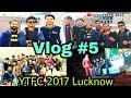 Youtube Fans Carnival 2017 Lucknow | Sadak Chhap | Vlog #5