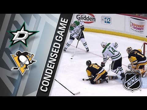 Dallas Stars vs Pittsburgh Penguins – Mar. 11, 2018 | Game Highlights | NHL 2017/18. Обзор