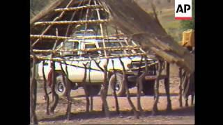 Sudan - Air Raid On Refugees