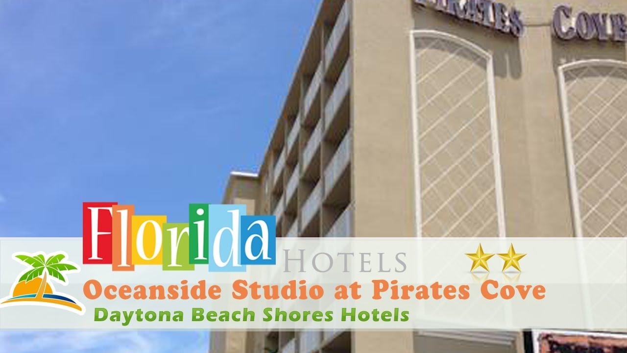 Oceanside Studio At Pirates Cove Daytona Beach Ss Hotels Florida