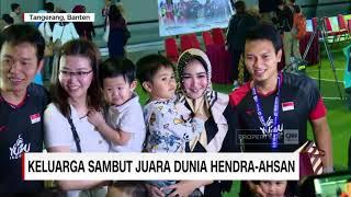 Kado Spesial Ulang Tahun dari Istri & Anak untuk Juara Dunia: Hendra Ahsan