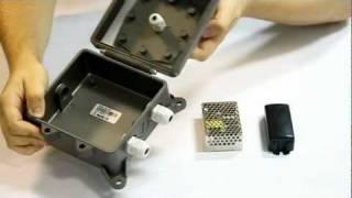 Обзор монтажной коробки для камер видеонаблюдения DiGiVi