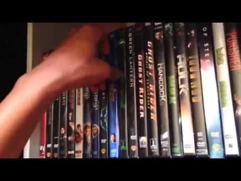 2015 superhero Movie collection