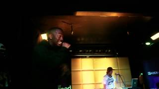 "Casey Veggies and Tyler, the creator ""DTA"" Live in LA"