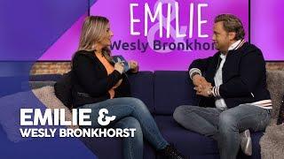 Op de bank met Wesly Bronkhorst | Emilie & | Sterren NL