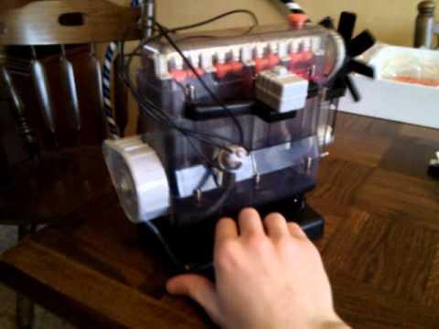 Airfix Combustion Engine Youtube