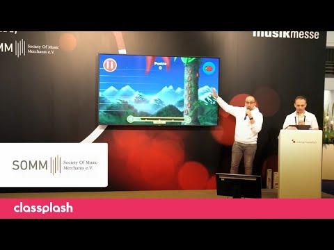 Neue Wege zur Musik - Classpash Präsentation - SOMM Business Academy