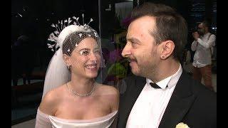 Hazal Kaya ve Ali Atay'ın düğününden çok özel görüntüler! - Müge ve Gülşen'le 2. Sayfa