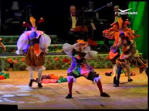 Самарская филармония показала премьеру мюзикла «Три апельсина»