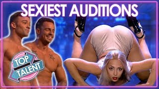 TOP 5 SEXIEST Auditions EVER! | Got Talent, X Factor, Idols | Top Talent
