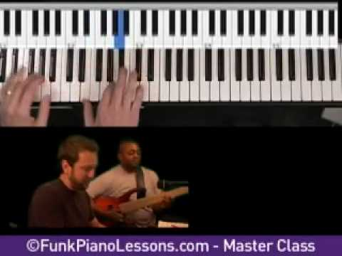 How To Play Funk Piano Learn Funk Piano Grooves Master Class