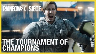 Rainbow Six Siege The Tournament Of Champions   Six  Nvitational 2020  Ubisoft NA