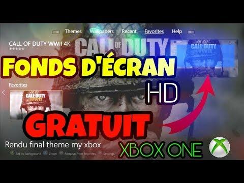 """TUTO : COMMENT AVOIR DES FONDS D'ÉCRAN HD GRATUIT """"SUR XBOX ONE"""" - YouTube"""