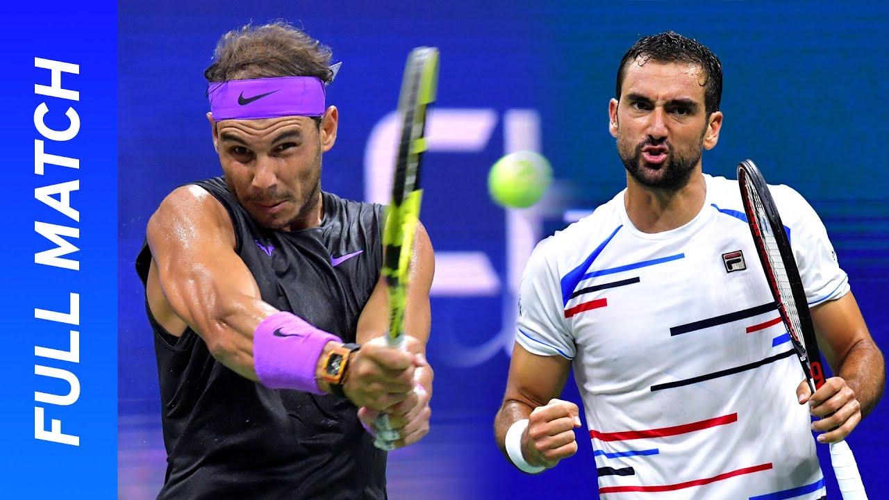 Marin Cilic vs Rafael Nadal Full Match | US Open 2019 Round 4