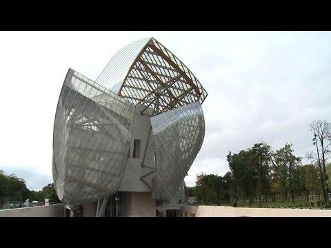La Fondation Vuitton est prête pour accueillir ses visiteurs