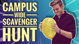 campus-wide-scavenger-hunt-creative-date-idea