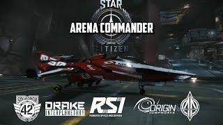 Star Citizen - Arena Commander v0.9