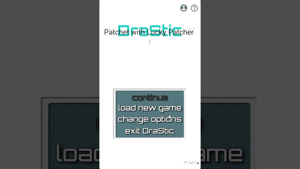 drastic ds emulator apk sur uptodown