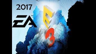E3 2017: Conferencia de EA - Resumen (Loquendo)