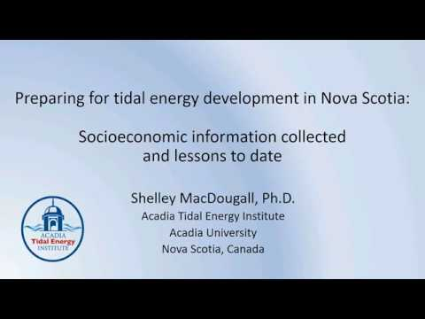 Annex IV Webinar #14: Information Collection and Consenting Processes for Wave and Tidal Deployments