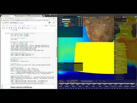 Python bindings for SEAScope