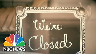 Unemployment Rises For Black Americans As Coronavirus Economic Toll Grows | NBC Nightly News