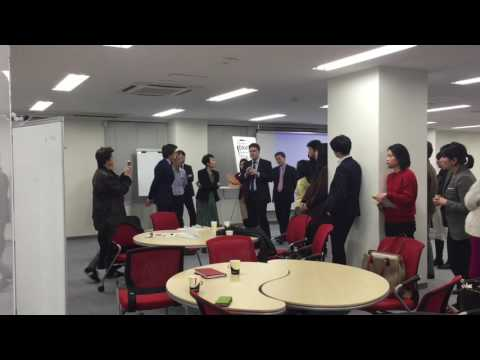 Davos Experience In Tokyo