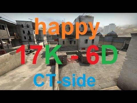 Download CSGO demo(happy) LDLC vs dignitas Dust2 Map#1 Semi-final MLG X-Games Aspen 2015