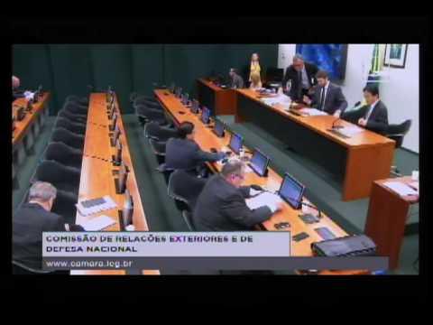 RELAÇÕES EXTERIORES E DE DEFESA NACIONAL - Reunião Deliberativa - 11/05/2016 - 10:34