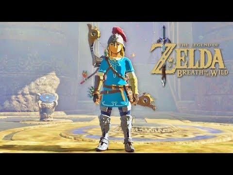 Divine Beast Vah Ruta - The Legend of Zelda Breath of the Wild 14 - Nintendo Switch