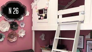 УЮТНАЯ детская комната. РУМТУР по детской. Дизайн детской комнаты 2018.