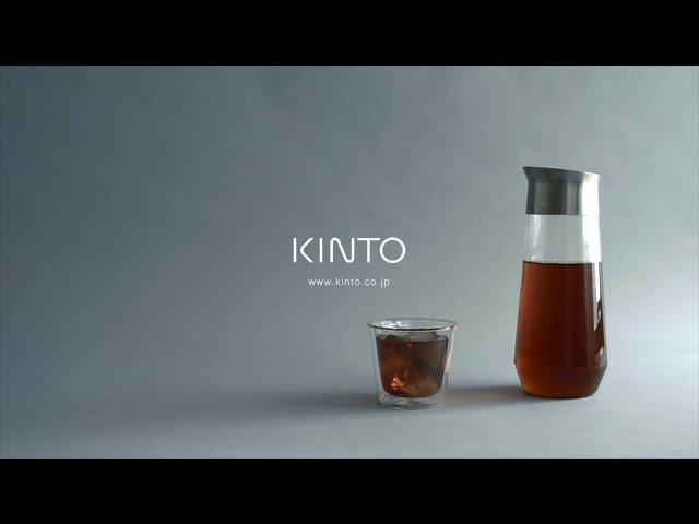 #新品上市 #夏天必備 日本 KINTO LUCE 玻璃水瓶 / 玻璃冷泡壺