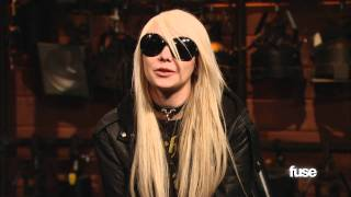 The Pretty Reckless Interview Taylor And Ben MP3 Download