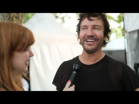 Interview with Stephan Jenkins of Third Eye Blind at Lollapalooza
