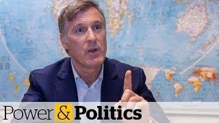 Bernier says social issues won't be part of PPC platform | Power & Politics