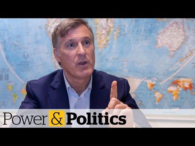 Bernier says social issues wont be part of PPC platform | Power & Politics