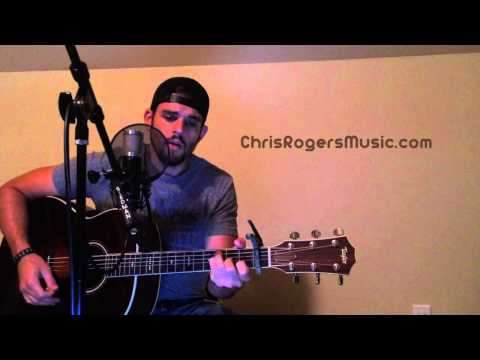 To The Moon And Back - Luke Bryan cover by Chris Rogers