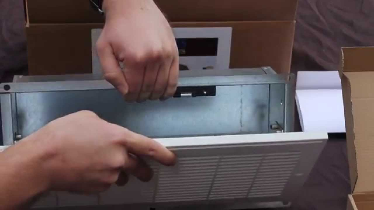 QuickSafes Hidden Compartment Air Vent RFID Locked Safe Review   YouTube