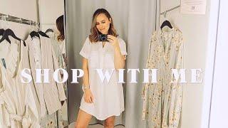 SHOP WITH ME   ZARA, H&M, TOPSHOP   Laura Melhuish-Sprague