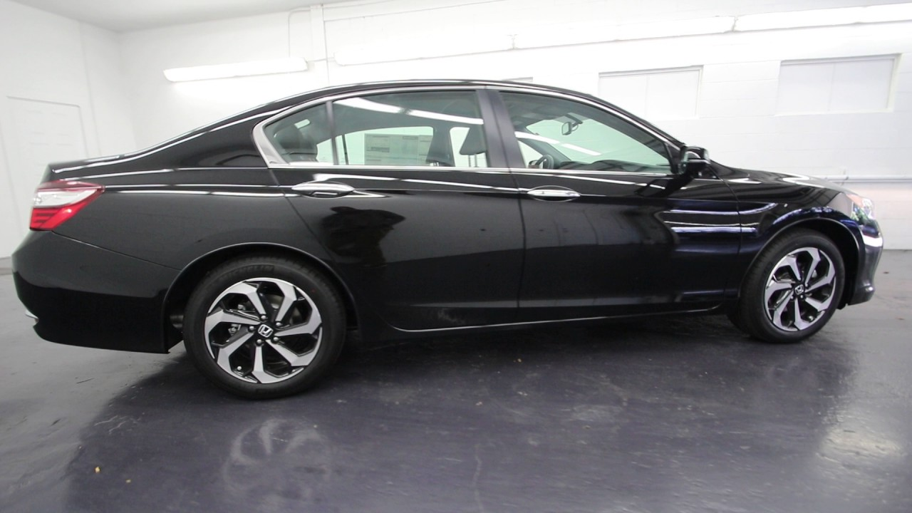 2017 Honda Accord Sport | Crystal Black Pearl | HA004249 ...