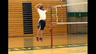 Volleyball Attack