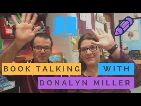The Book Whisperer Donalyn Miller Talks About Book Talks