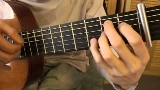 Cours de guitare - Sergio Mendes/Jorge Ben Jor : Mas que nada (3/3) Couplet (a, c puis b) + Coda