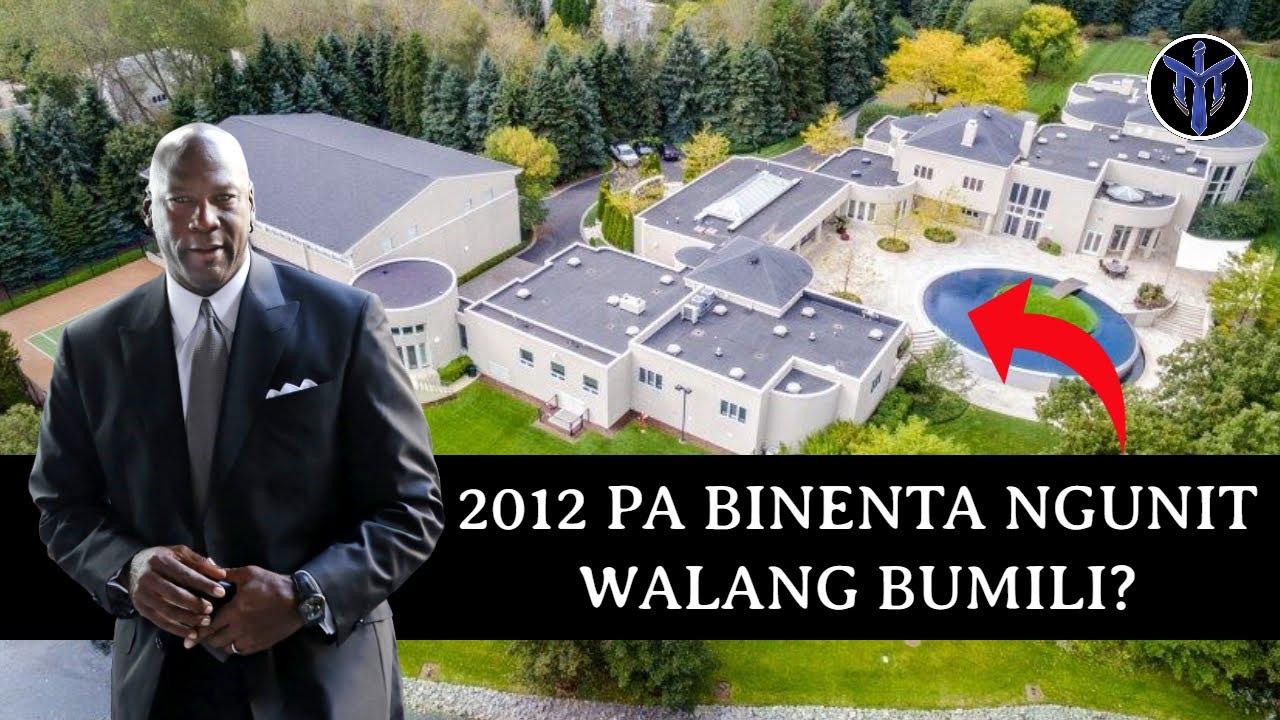BAKIT WALANG GUSTONG BUMILI SA MANSION NI MICHEAL JORDAN? I NOONG 2012 PA ITO BINENTA