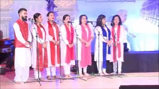 Saraswati Vandana - Padma Vibhushan Pt. Birju Maharaj - Sargam/mentored by Somdatta Basu