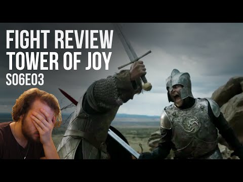 FIGHT REVIEW   Game Of Thrones Season 6 Episode 3 Tower of Joy
