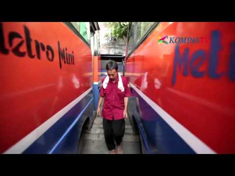 Testimoni Supir Metro Mini - Sekitar Kita